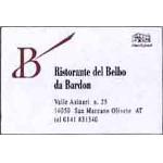 Ristorante Belbo